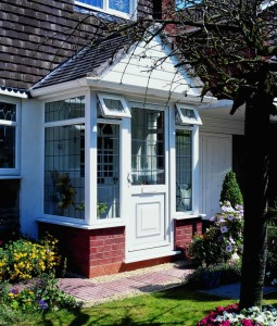 upvc porch entrance