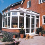 Edwardian bespoke conservatory
