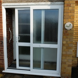 albany windows sliding door