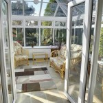 French conservatory doors