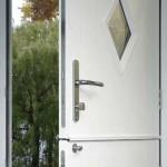 Composite Stable style front door