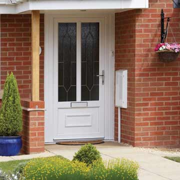 Upvc Entrance Doors Albany Windows Double Glazing
