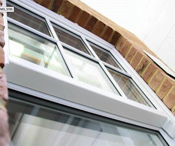 double glazed sash window