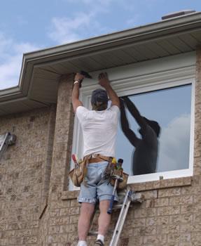 A window installer