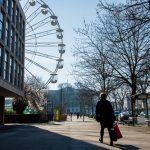 Cheltenham ferris wheel