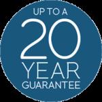 Twenty year guarantee
